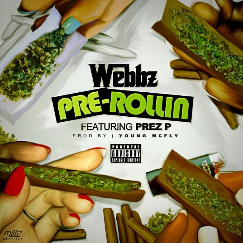 Webbz - Pre Rolln