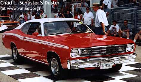 Duster at Carlisle