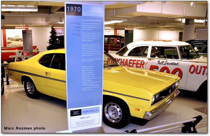 1970 Duster