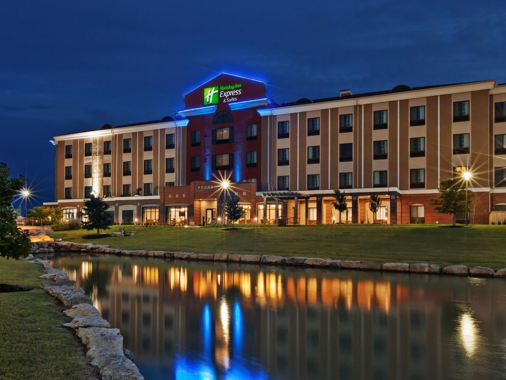 Holiday Inn Express Glenpool Ok Valiant Products