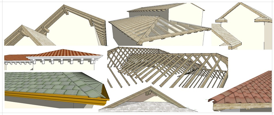 """Résultat de recherche d'images pour """"instant roof sketchup"""""""