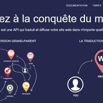 Weglot multilingue wordpress