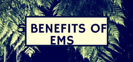 benefits of ems