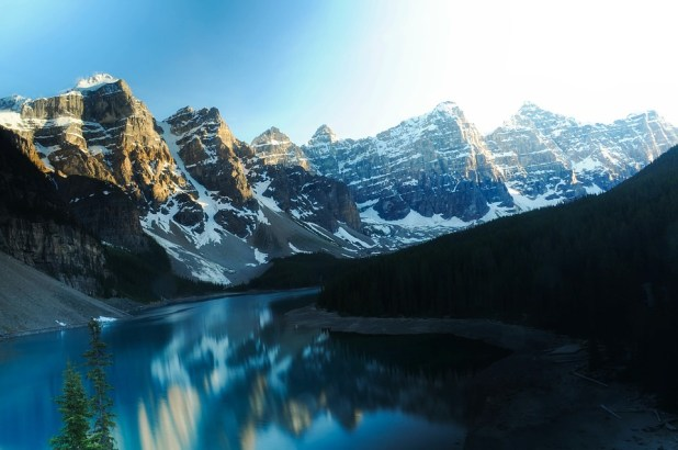 parco nazionale banff canada