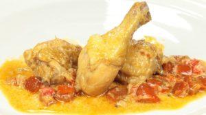 Pollo alla Paprika Ungherese