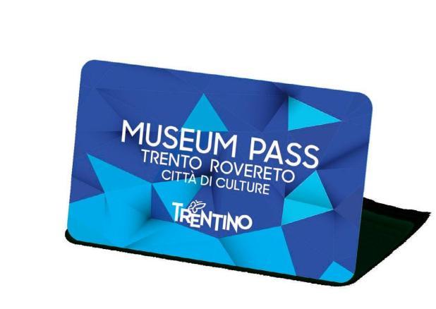 Museum pass trentino