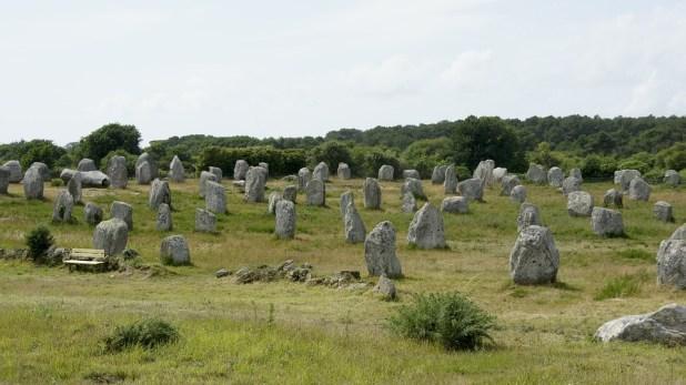 carnac megaliti