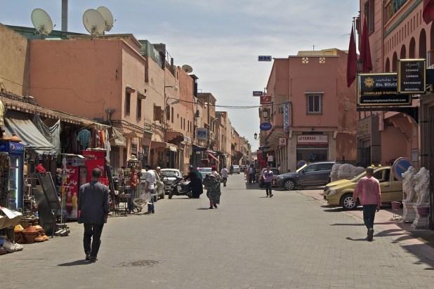 marrakech luoghi di interesse