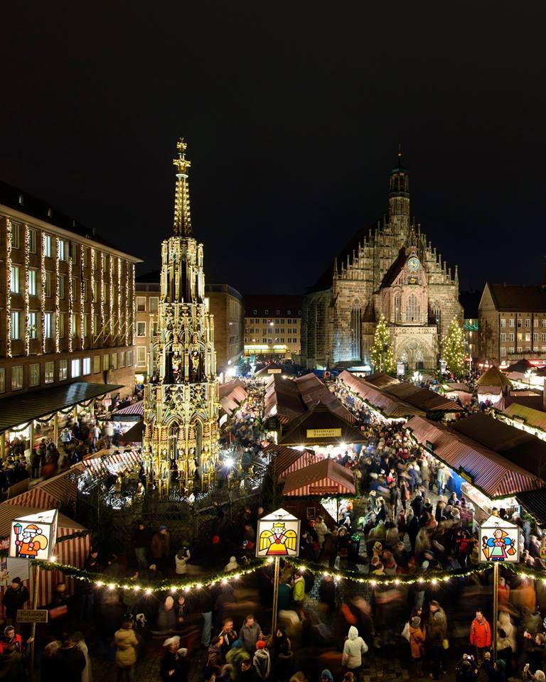 mercatino di natale norimberga