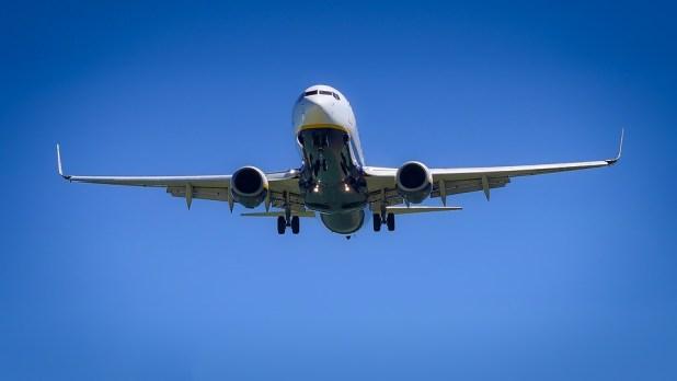 come viaggiare in aereo con un neonato