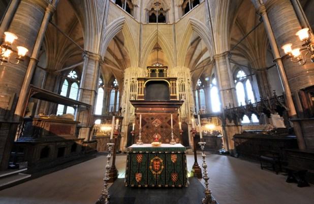 l abbazia di westminster