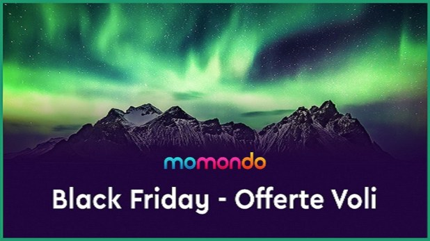 Black Friday Voli