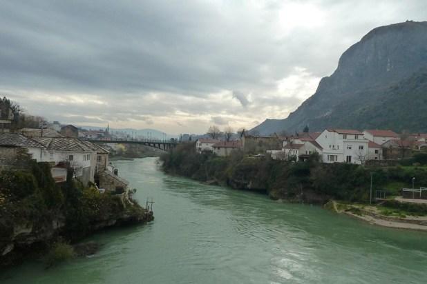 fiume di mostar