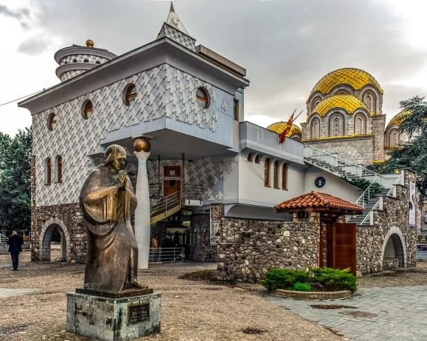 macedonia luoghi di interesse