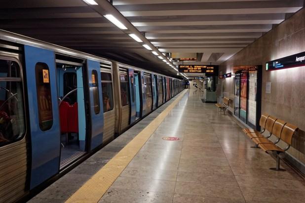 metro Lisbona