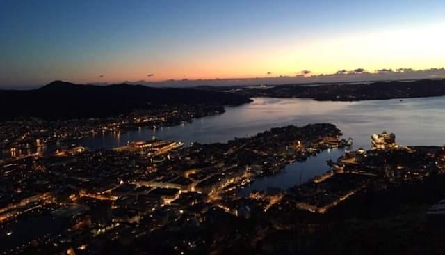 Norvegia_cosa_fare_Fløibanen-Bergen