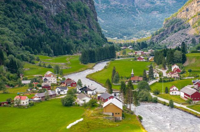 viaggi in treno_oslo-bergen