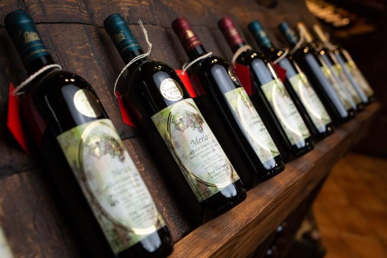 Vinařství Valihrach Krumvíř