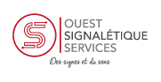 Logo Ouest Signalétique Service