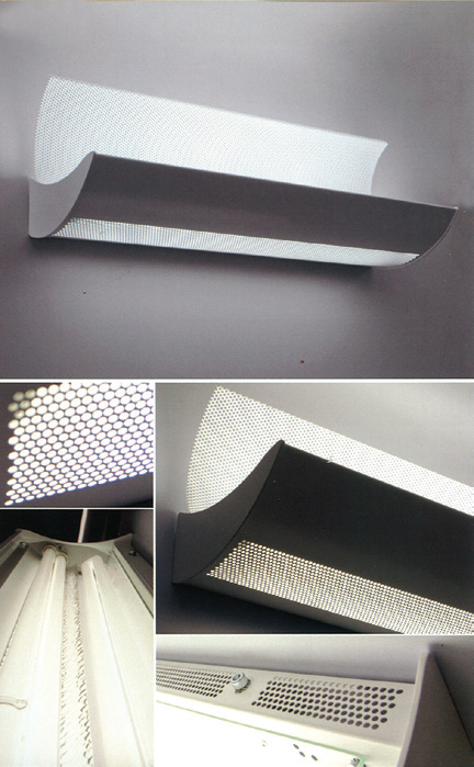 PROTEC - Fabricant et concepteur en chaudronnerie industrielle, luminaires et tôlerie fine