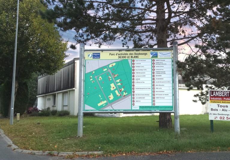 Panneau-exterieur-information-de-Zone-Industrielle