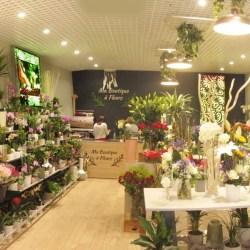 Aménagement d'un espace pour la vente de fleurs et végétaux - Création, conception et fabrication Valin
