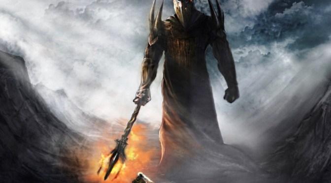 Terra-média, o Um Anel de Morgoth