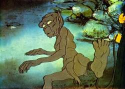 Gollum de Ralph Bakshi