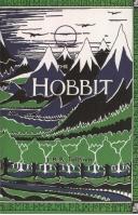 O Hobbit, capa original de 1937
