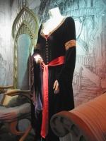 Vestido de Luto da Arwen - Detalhe da Capa