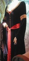 Vestido de Luto da Arwen - Cinto (mal posicionado)