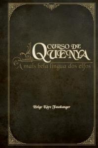 Capa da 2ª edição do Curso de Quenya
