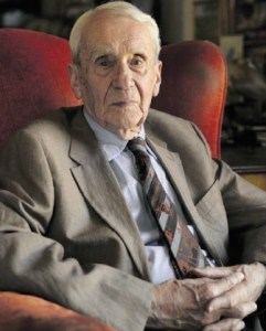 Christopher Tolkien, aos 87 anos