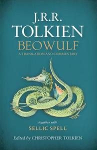 O dragão da capa é de autoria do próprio Tolkien