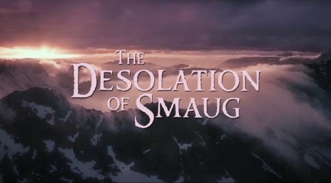 """Cinco novos vídeos de bastidores de """"A Desolação de Smaug"""""""