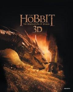 """Possível capa da VE do """"O Hobbit 2""""."""