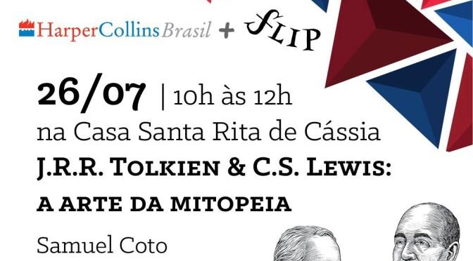 Tolkien, Lewis e criação de mitos na Flip deste ano!