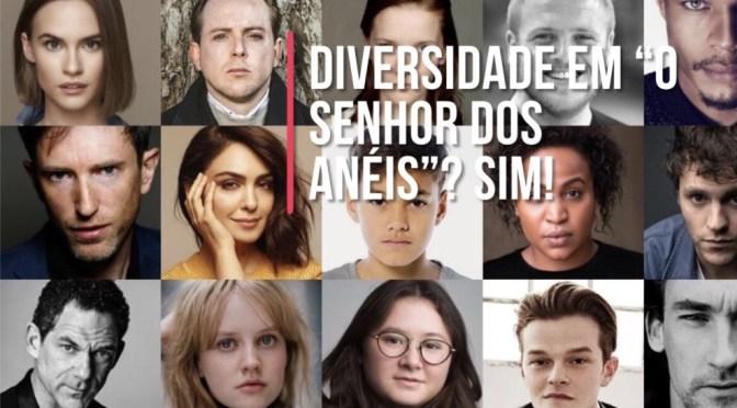 """Diversidade no elenco de """"o senhor dos anéis""""? Sim, é possível — e desejável"""