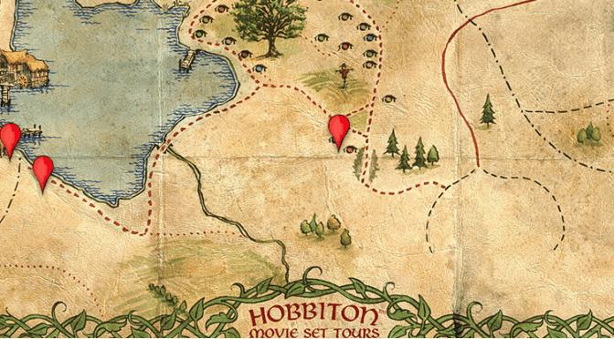 Visite o Set de Filmagens de O Hobbit sem sair de casa