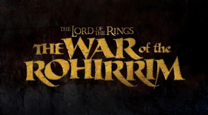 New Line anuncia anime de O Senhor dos Anéis: A Guerra dos Rohirrim
