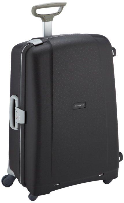 Encore une valise rigide pas cher en noir
