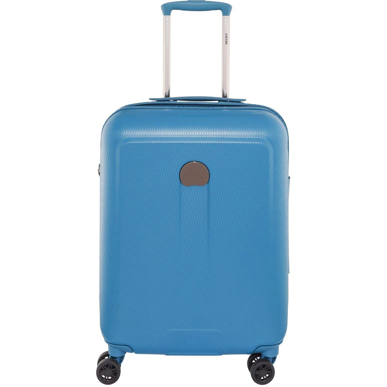 d3b19c6aeb Fabriquée par Desley, cette valise slim affiche un corps en ABS pour une  excellente robustesse. Ses dimensions de 35 cm x 25cm x 55cm lui permettent  de se ...