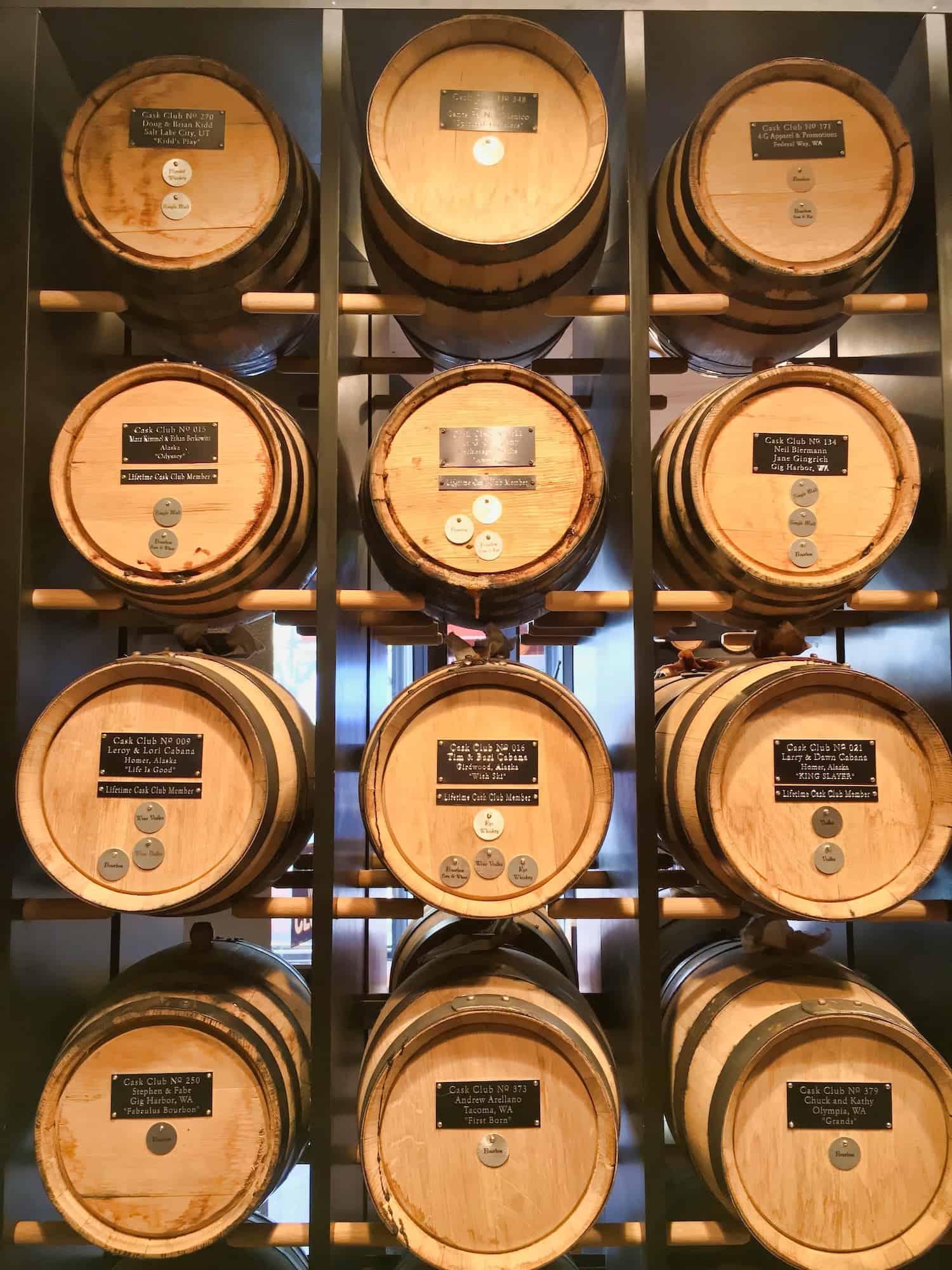 Gig Harbor - Heritage Distilling