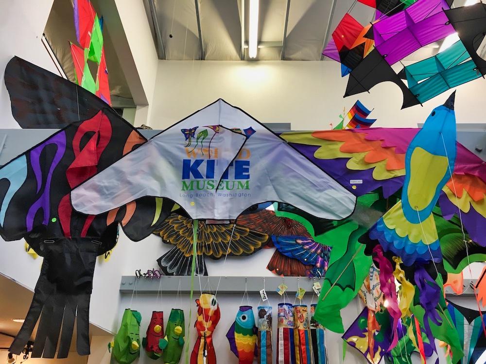 Things to Do in Long Beach, WA - Inside the Kite Museum