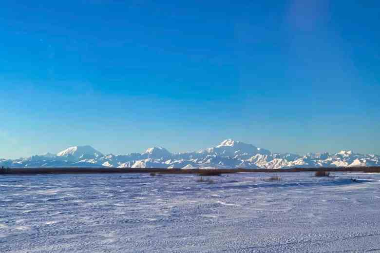 Best Places to View Denali Hero