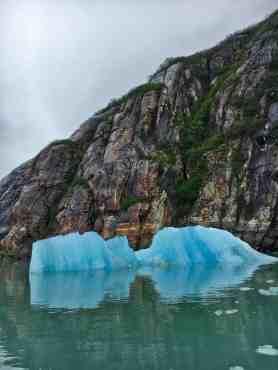 Iceberg from Dawes Glacier