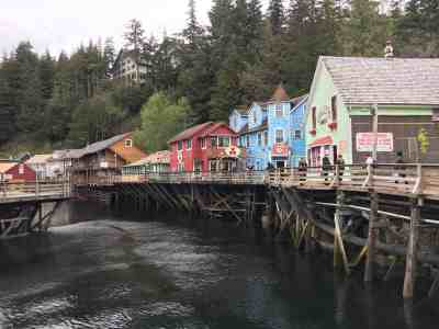 Exploring Ketchikan