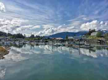 Wrangell Alaska Harbor
