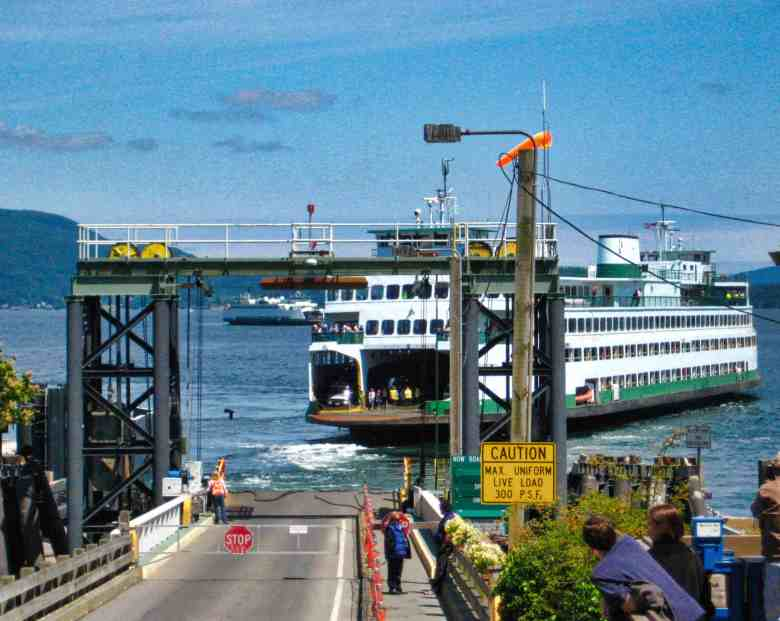 Visit the San Juan Islands - Lopez Island Ferry