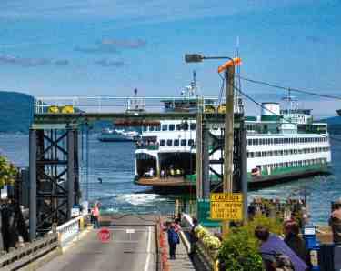 Visit the San Juan Islands - Lopez Island Ferry